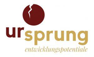 Logo Ursprung rot
